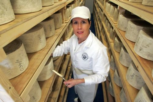 Tricia Bey of Barwhey's Cheese