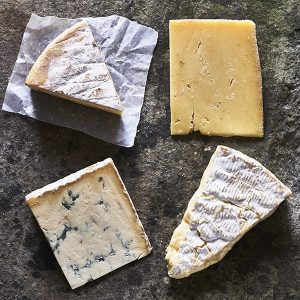 Best of British Cheeses