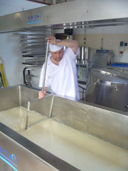 Botton village creamery cheese