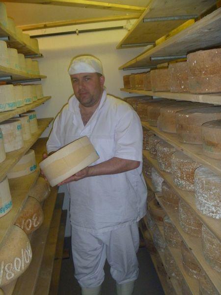 Botton village creamery yorkshire cheese