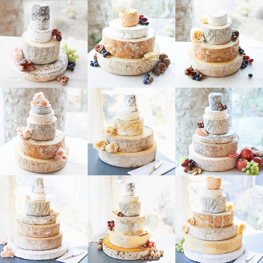 Build Your Own Wedding Cake