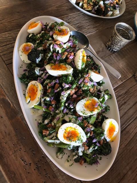 Cais na Tire cheese recipe BBQ Brassica Salad