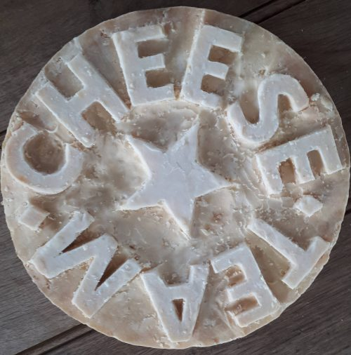 Cheese team carving