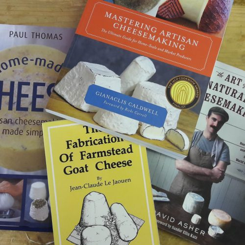 Professional Cheese Making Books