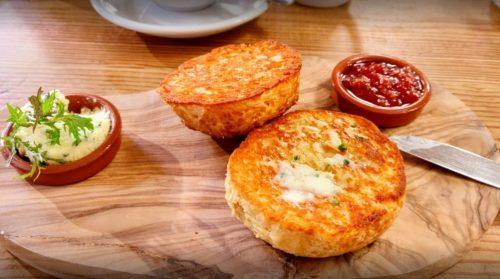 Cheese scone recipe