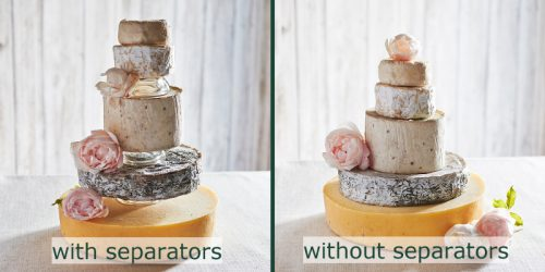 cheeseweddingcakeseparators