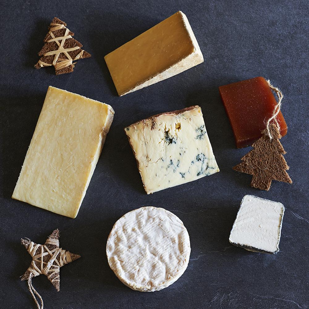 Cheese Christmas Cake Pairing Date