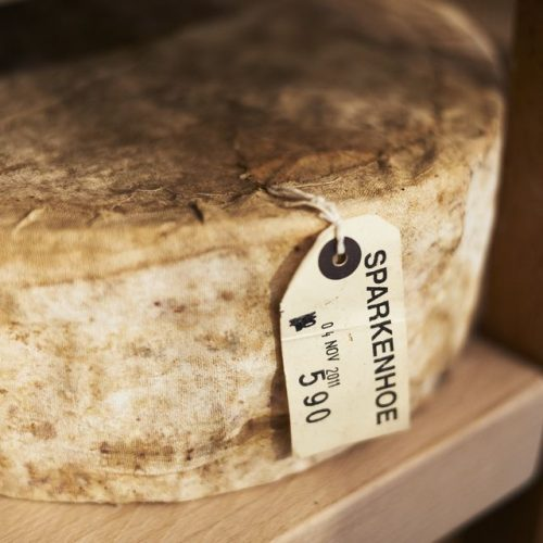 Farmhouse cheese