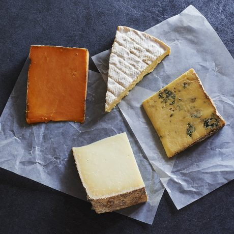 Father's Day Cheese Box Gift