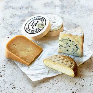 Fathers day strong mature cheese gift