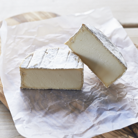 Finn cheese cut open