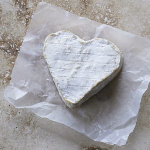 Finn heart valentine cheese