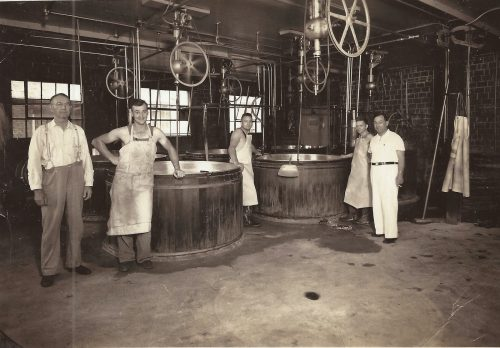Historical Cheesemaking