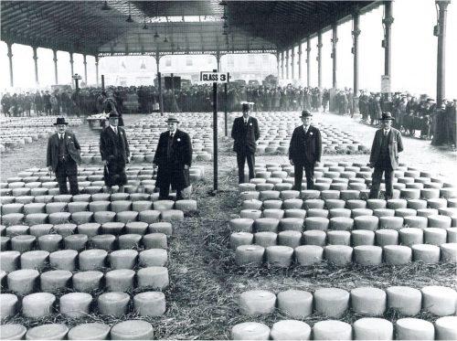 Lancashire Cheese Market