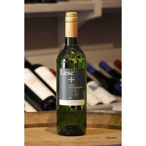 Le Lesc Blanc White Wine