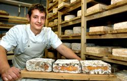 Martin st james cheese