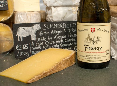 Matching Gruyere or Comte to wine