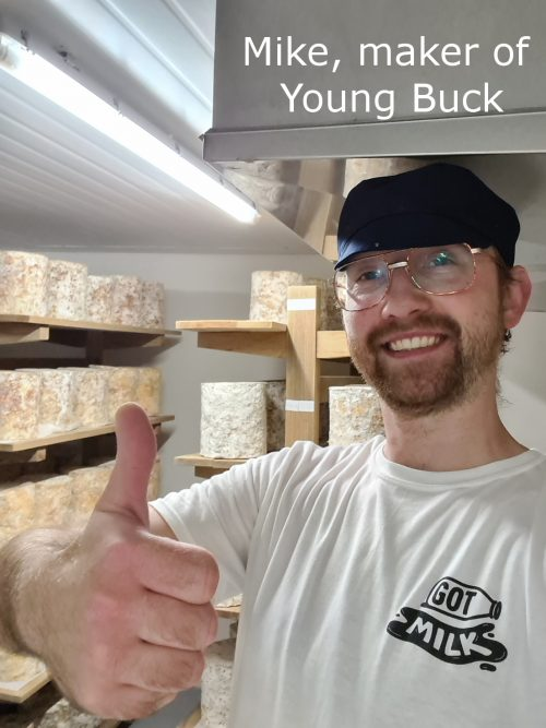 Mike of Young Buck Cheese