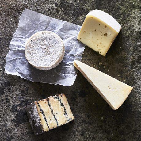 Modern British Classic Cheeses