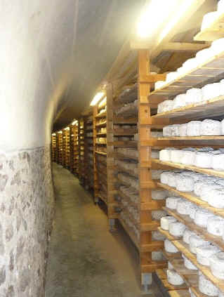 Mons cheese cave picture