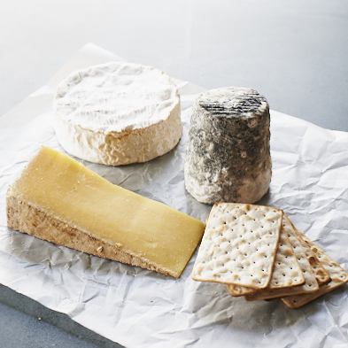 Monthly cheese selection club
