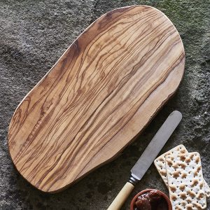 Olive Wood Cheese Board
