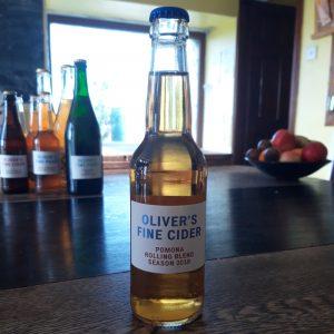 Oliver's Fine Cider Rolling Blend