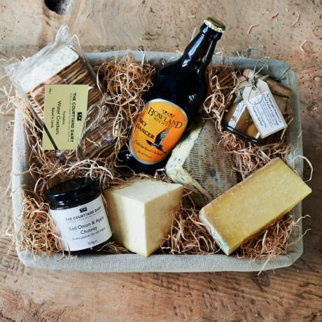 The Ploughman S Hamper The Courtyard Dairy