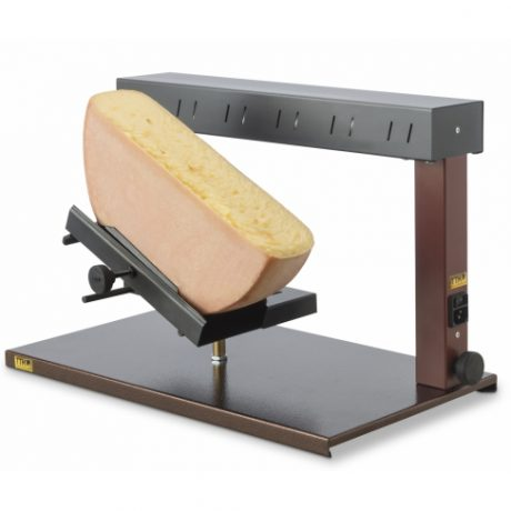 Half Wheel Raclette Machine Electric The Courtyard Dairy