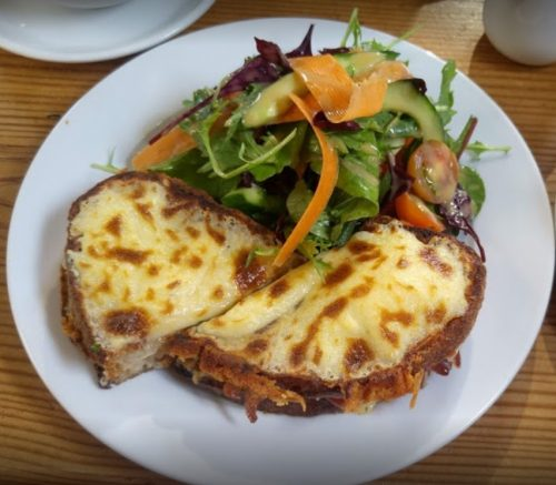 Classic cheese rarebit recipe