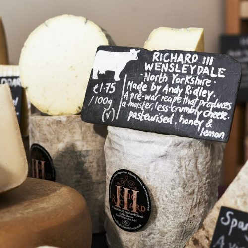 richard-iii-wenseydale-cheese-picture