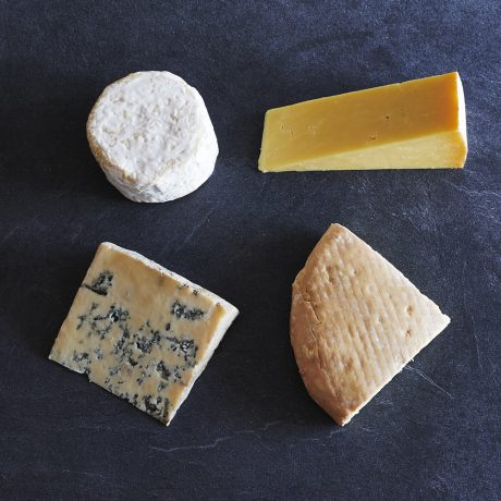 Ripe and ready cheese selection box