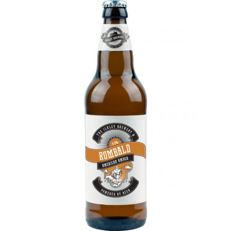 Rombald Beer from Ilkley brewery