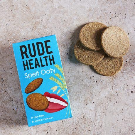 Rude health spelt oaty