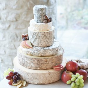 Sapphire cheese cake tower
