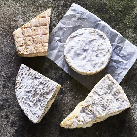 Soft and Smelly Cheese Selection