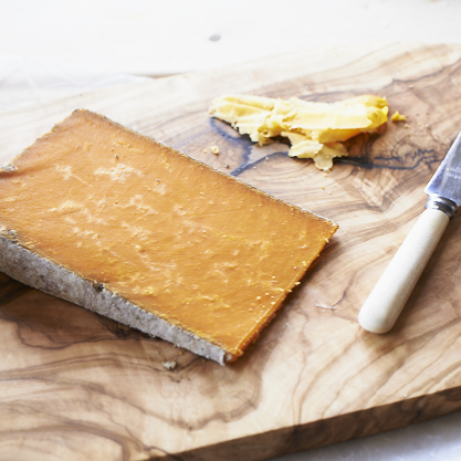 Sparkenhoe vintage red leicester cheese