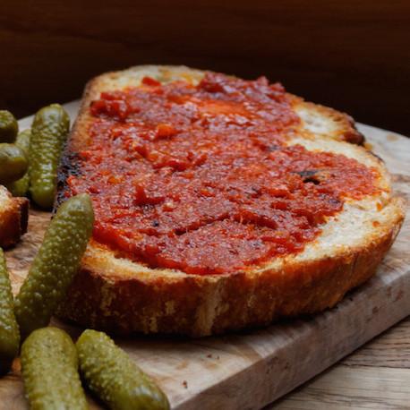 Spreadable Chorizo