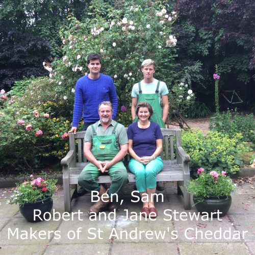Stewart family of St Andrew's Cheddar