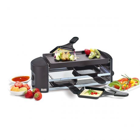 Stöckli Raclette raclette grill two person the courtyard dairy