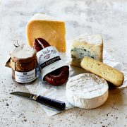 Strong mature cheese gift fathers day