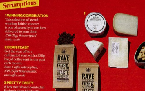 Christmas Gift Guide - Cheese
