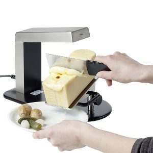 Swing raclette cheese grill