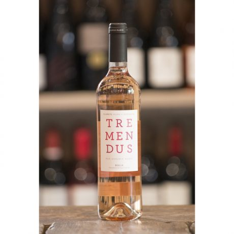 Tremendus Rioja Rose Wine