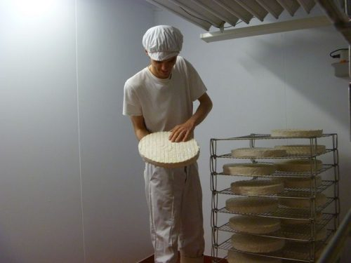 Turning baron brie
