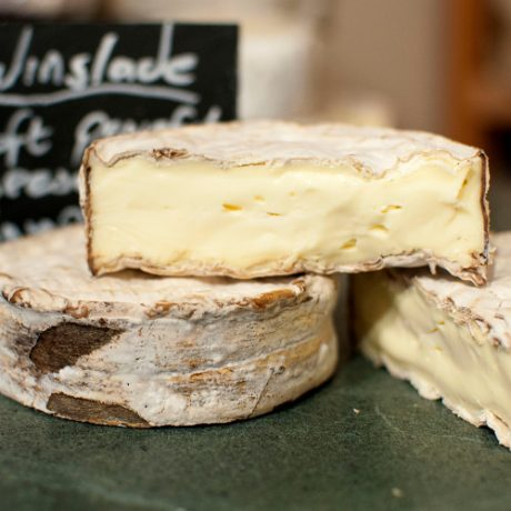 Winslade cheese picture