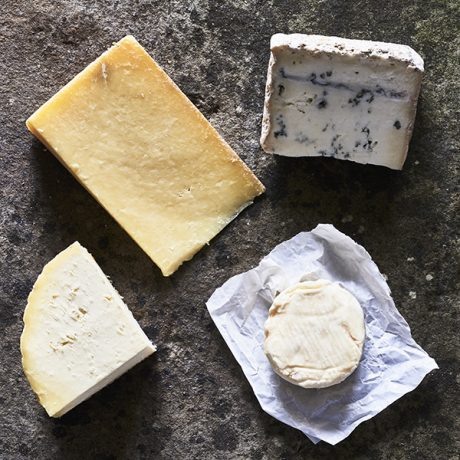 Yorkshire Cheese Selection