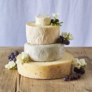 Yorkshire Cheese Wedding Cake
