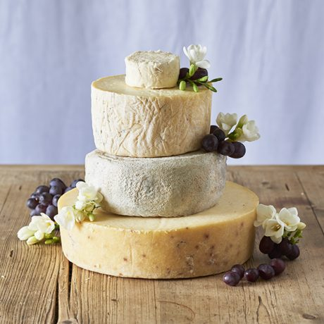 Yorkshire Cheese Wedding Cake