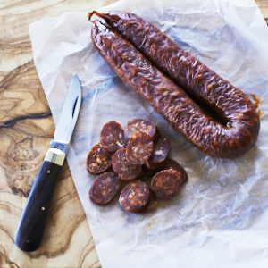 Yorkshire chorizo three pigs